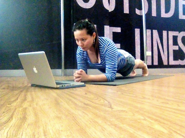 Work at Home: Take Yoga with You – LifestyleFit ૐ
