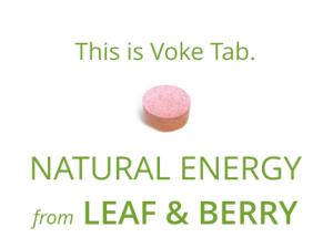 Voke Tab Natural Energy