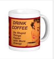 coffee tremble